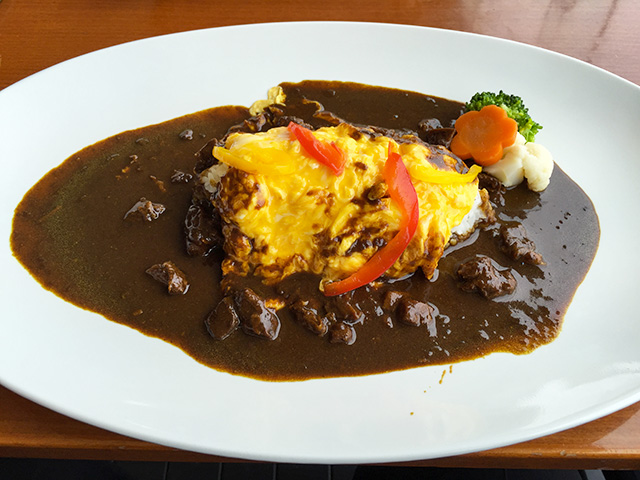 Sakurajima Beef Curry