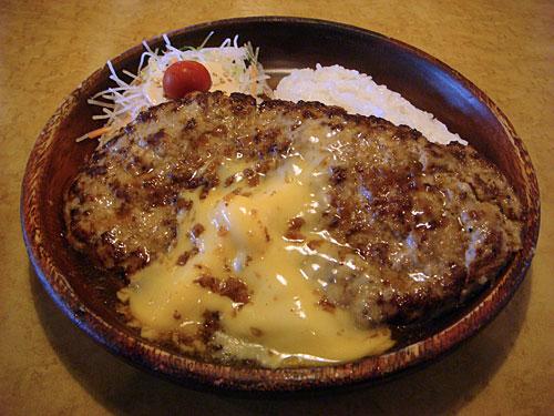 Cheese Burg Dish 400 g
