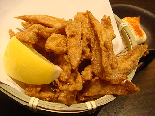 Fried Chicken Gristle