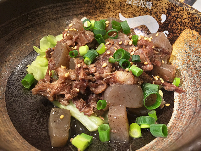 Stewed Beef Fibrous Meat