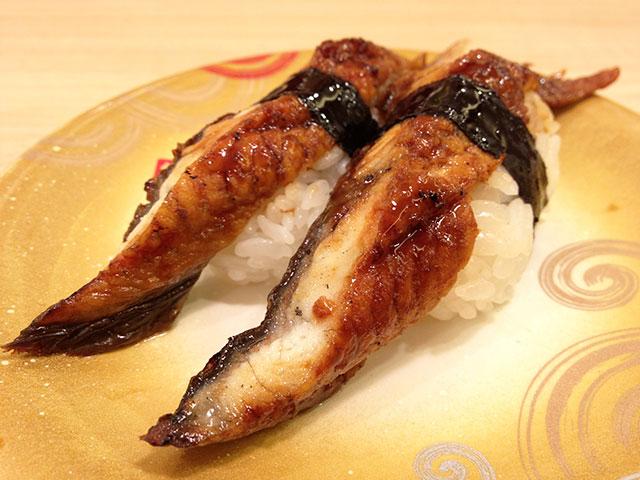 Broiled Eel Nigiri Sushi