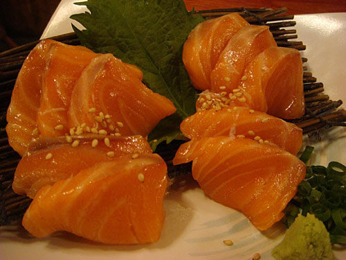 Fatty Salmon