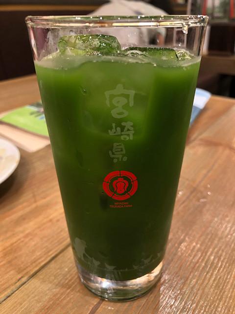 Green Tea Sour