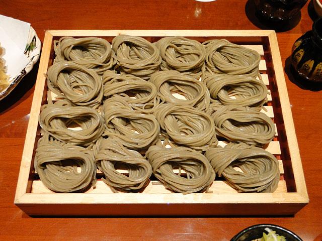 Hegisoba Noodles