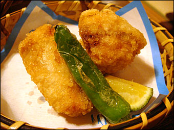 Fried Blowfish