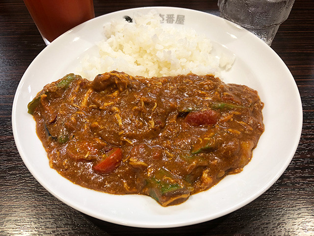 6th Chicken and Summer Vegetables Curry