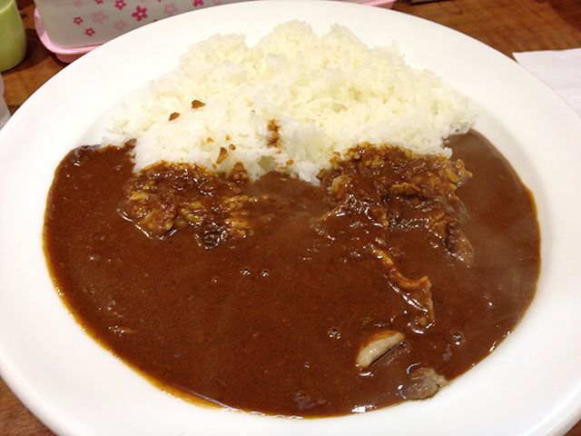 Lamb Curry of Ono