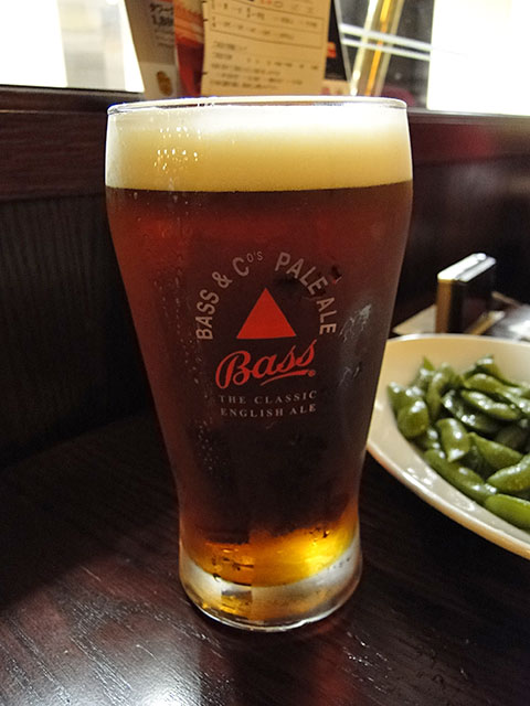 Bass & Pale Ale