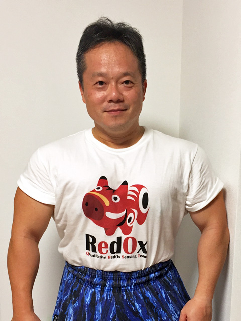 RedOx T-Shirts 2016 Color Version