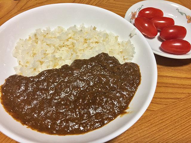 Keema Curry with Tomatos
