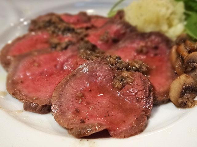 Homemade Roast Beef