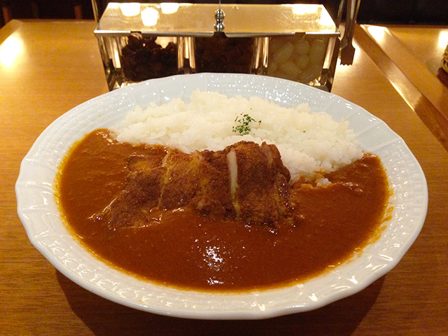 Chomolungma Curry with Tandoori Chicken