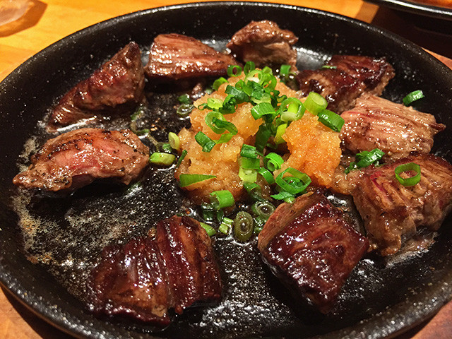 Diced Beef Steak