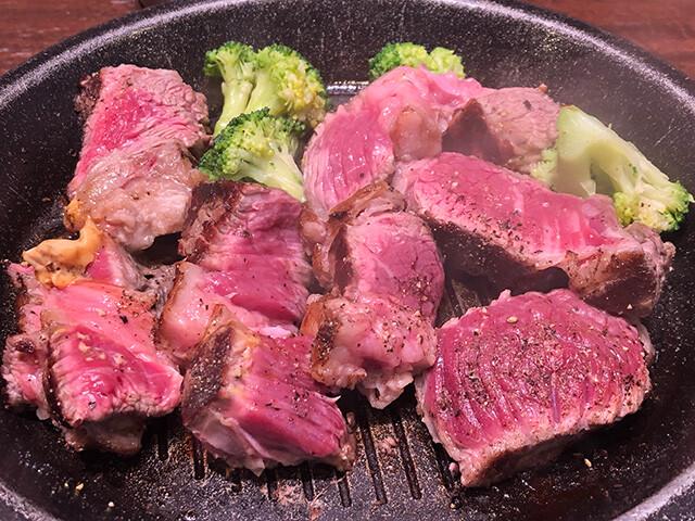 300 g Wild Steak