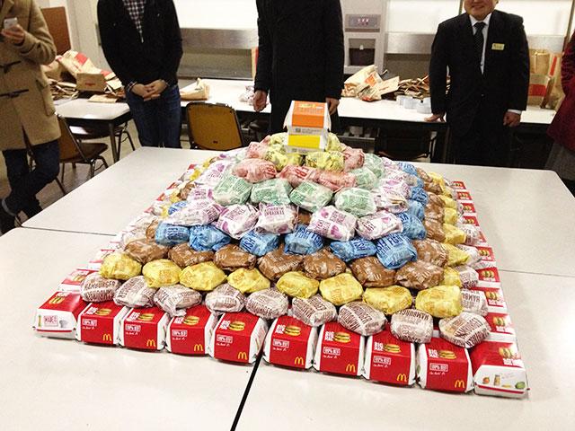 386 Hamburgers