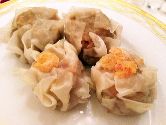 Steamed Meatball Dumplings