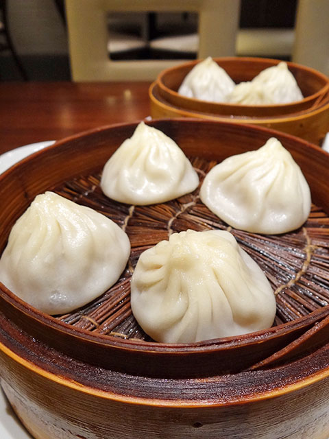 Steamed Soup Buns
