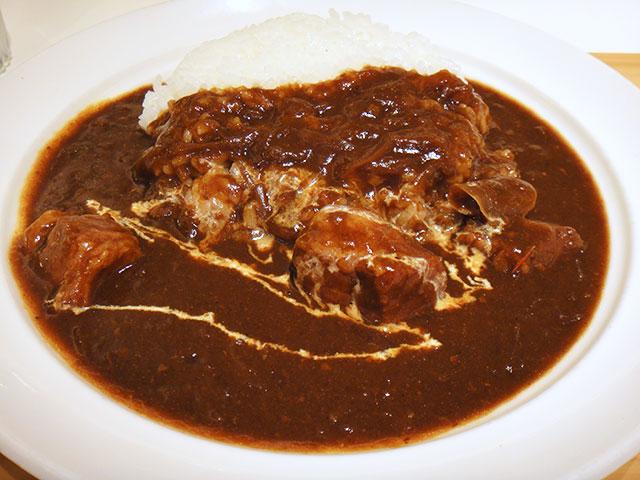 Beef Curry of Koshin-Hanya
