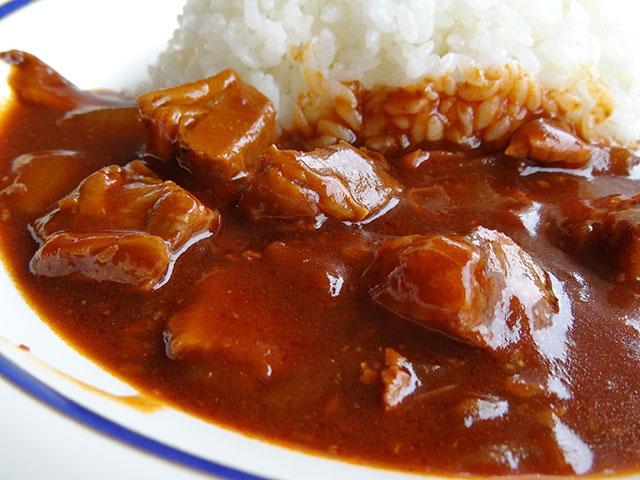 Showa-Style Hash and Rice