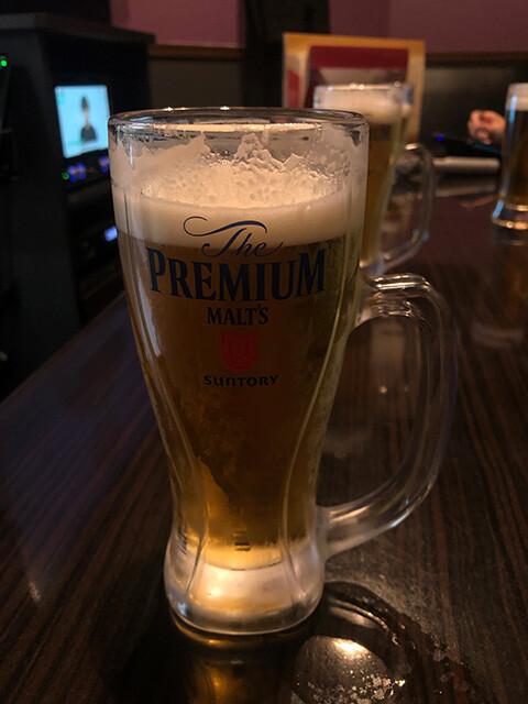 Draft Beer at Karaoke