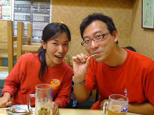 Tequila-san and Yuki-don