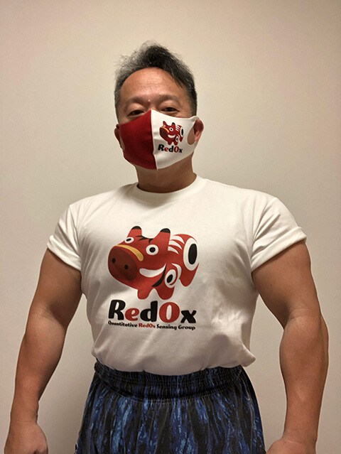 RedOx T-Shirts and Mask