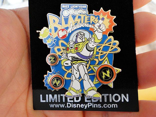Buzz Lightyer Astro Blasters