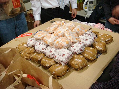 Hamburger Project 2009