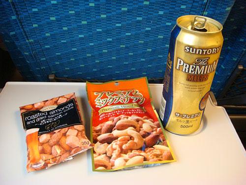 Premium Malts and Snacks