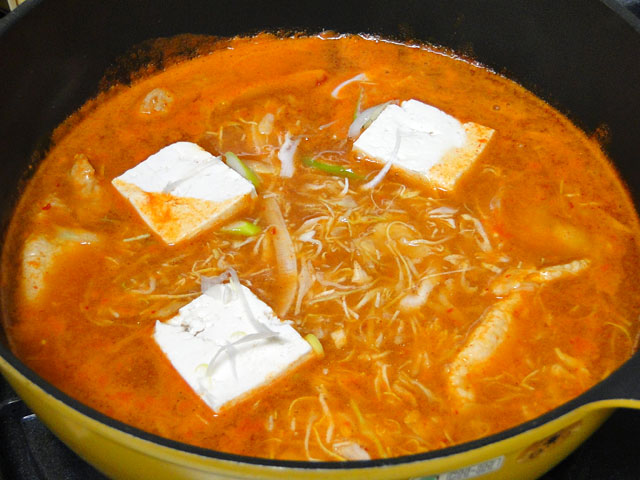 Spicy Red Hotpot