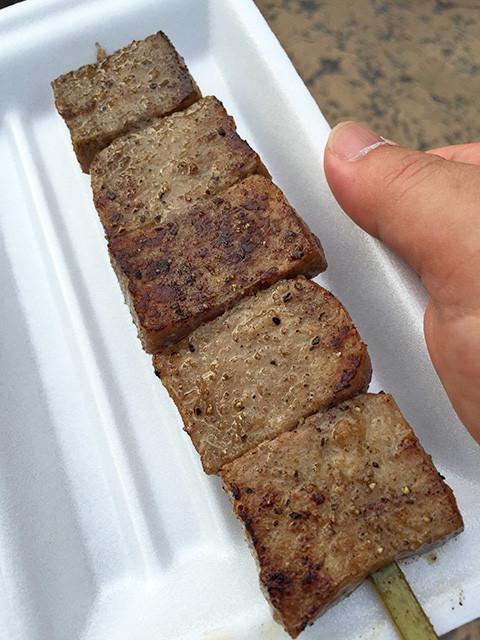 Broiled Beef Steak