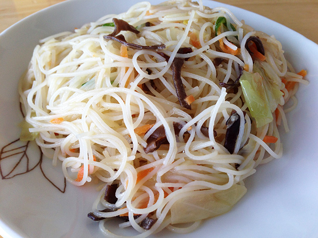 Kenmin's Fried Rice Vermicelli