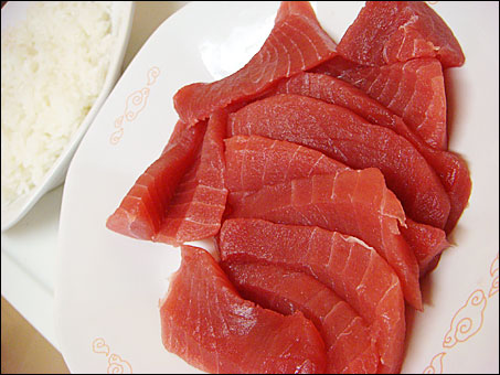 Tuna Breakfast