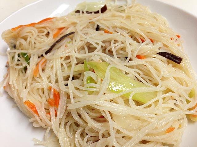 Kenmin's Fried Rice Noodles