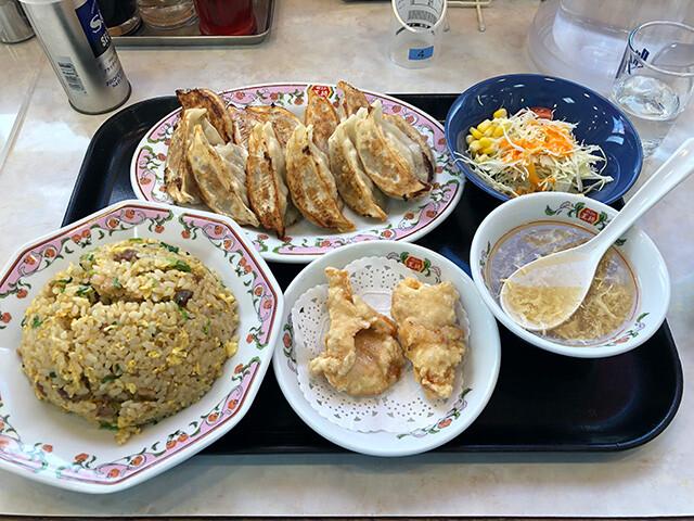 Pork Fried Rice Set Meal