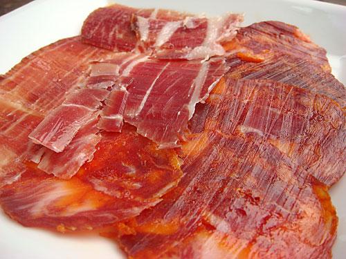 Raw Ham