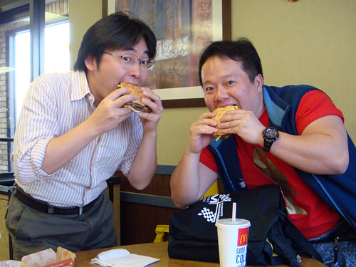 Drs. CHONPS and MaCHO Biting the DQPCs