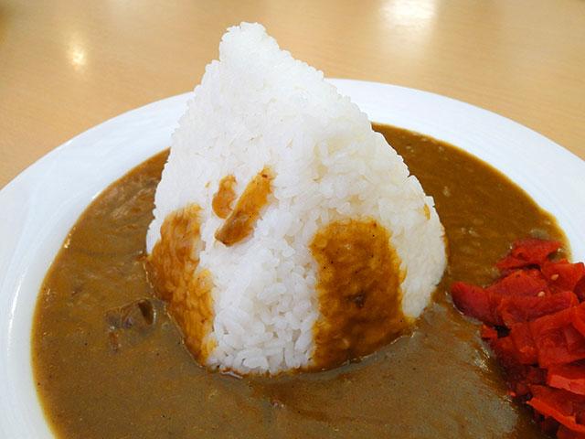 Fujiyama Curry