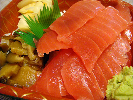 Tuna Bowl Bento