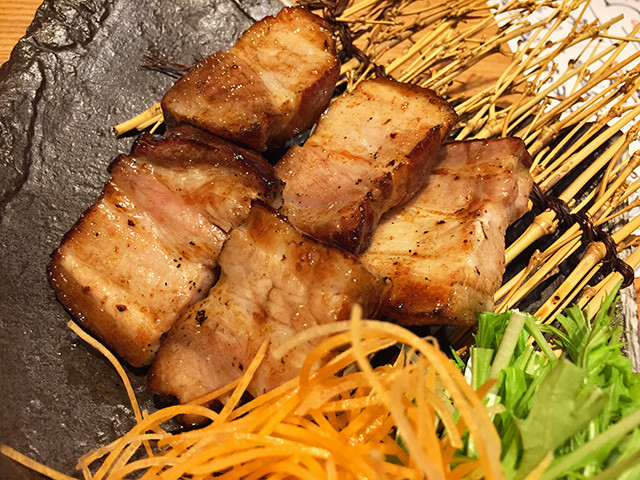 Broiled Pork Belly