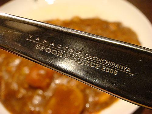 Year Spoon 2006