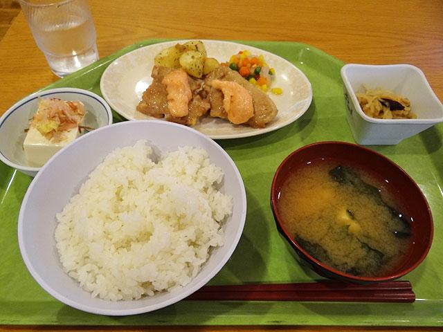Set Meal for Dinner