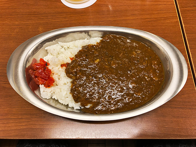 Curry Rice of Yamiichisakaba