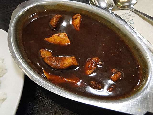 Kashmiri Curry of DELHI