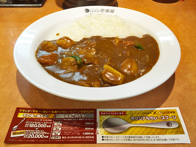 34th Grand Mother Curry with Cheese