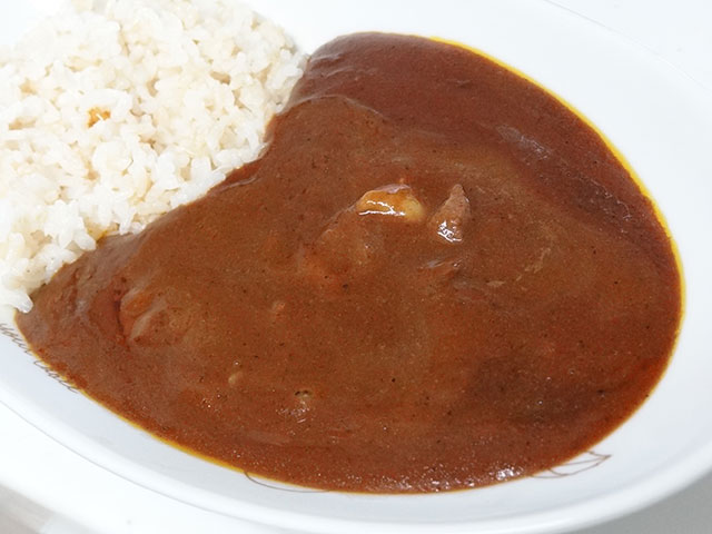 Thirtyfold LEE Curry with Sprouted Brown Rice