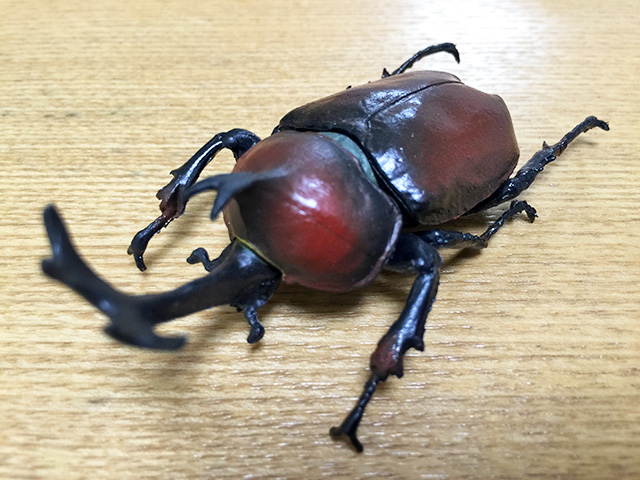 Beetle Figure