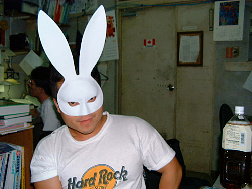 Rabbit MaCHO