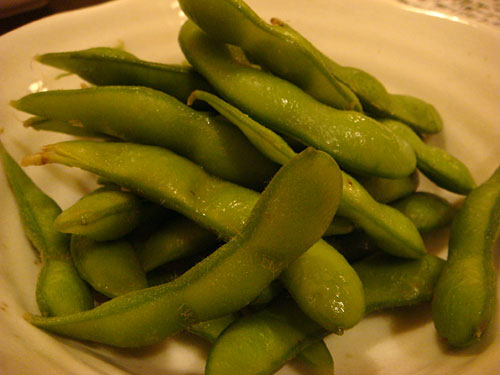 Edamame Soybeans