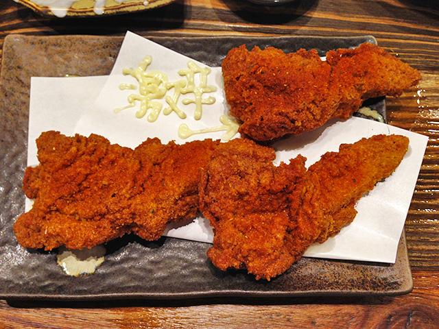 Hot Fried Chicken Wings